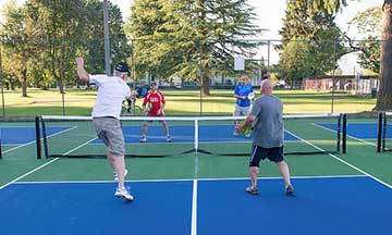 Belfair Plantation Basketball & Pickleball Courts