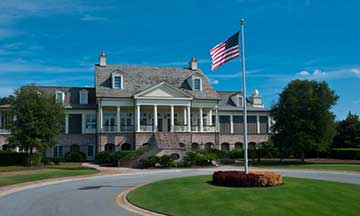 Colleton River Plantation Pete Dye Golf Clubhouse
