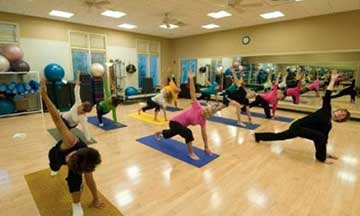 Colleton River Plantation Fitness Center