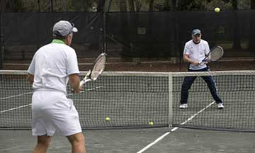 Colleton River Plantation Tennis Courts