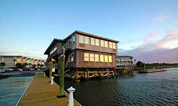 Fripp Island Boathouse