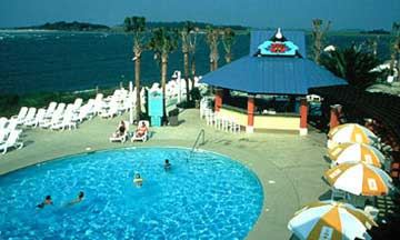 Fripp Island Cabana Club Pool