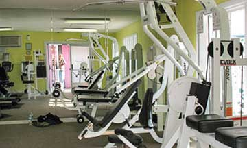 Fripp Island Fitness Center