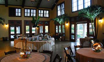 Hampton Hall Dining