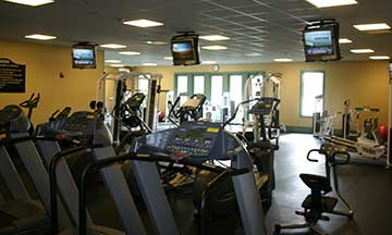 Hampton Hall Health Spa & Fitness Center