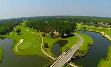 Hampton Hall Pete Dye Golf Course