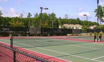 Hampton Hall Tennis Courts