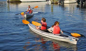Hilton Head Lakes Boating, Kayaking, Canoeing & Fishing