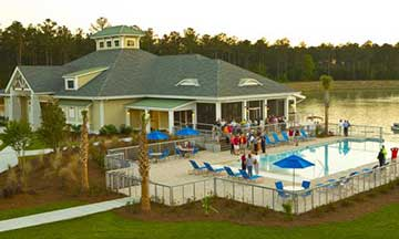 Hilton Head Lakes Community Swimming Pool