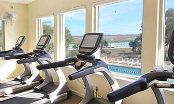 Moss Creek Plantation Fitness Center