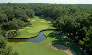Moss Creek Plantation Golf Courses