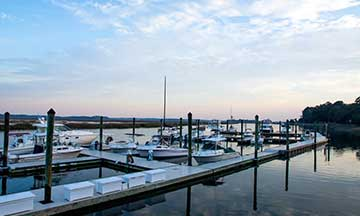 Moss Creek Plantation Yacht Club & Marina
