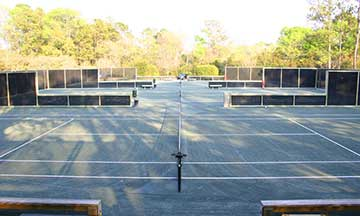 Moss Creek Plantation Tennis Center