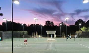 Oldfield Plantation Tennis Courts