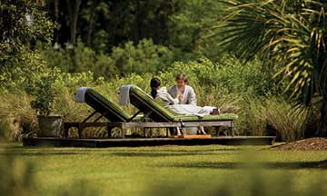 Palmetto Bluff Spa & Resort