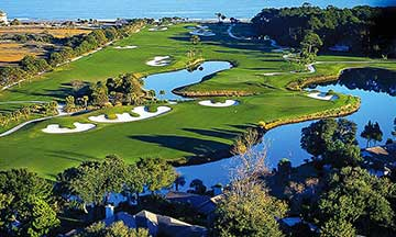 Palmetto Dunes Plantation World Class Golf Courses