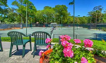 Palmetto Dunes Plantation Tennis Center