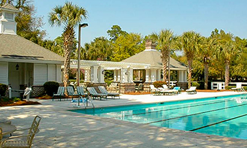 Palmetto Hall Plantation Community Pool