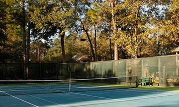 Palmetto Hall Plantation Tennis Courts