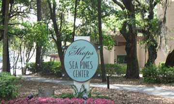 Sea Pines Plantation Center