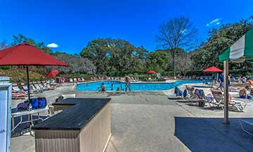 Sea Pines Plantation Community Pool & Fitness Center
