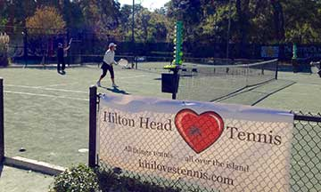Hilton Head Plantation Spring Lake Tennis Facility