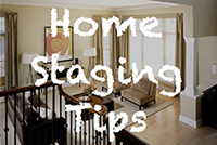 Hilton Head and Bluffton Real Estate Home Staging Tips