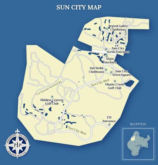 Sun City/Riverbend